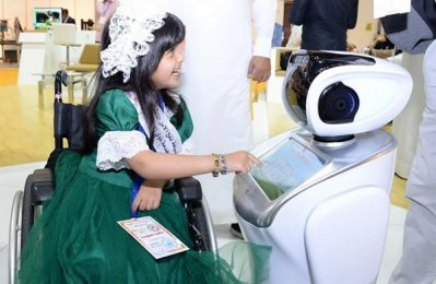 Robots can't be substitute for teachers - Khaleej Times