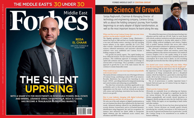 Centena Group The Science of Growth - Forbes Middle East